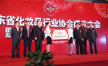 快讯:山东省化妆品行业协会正式成立
