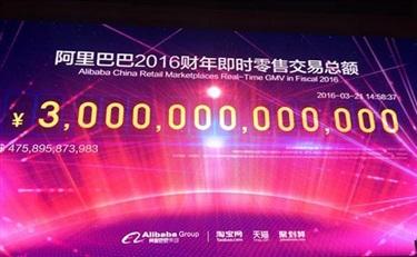阿里突破三万亿,韩后/杰威尔/阿芙怎么说