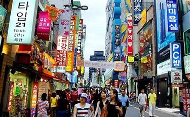 韩引进即时免税制度 宣传其传统市场