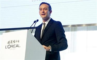 欧莱雅中国新CEO斯铂涵:电商已为第三大分销渠道