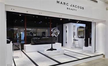 Marc Jacobs彩妆进入英国市场 并玩快闪