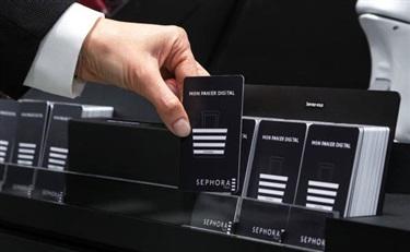 丝芙兰在法国推出首家智能门店