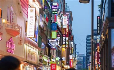韩国将接棒香港化妆品购物天堂的称号?