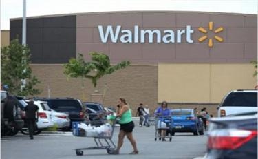 沃尔玛推移动快递退货服务:可在店内退换网购商品