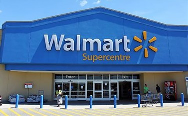 """沃尔玛公司更名""""去百货化"""" 拟力拓在线业务"""