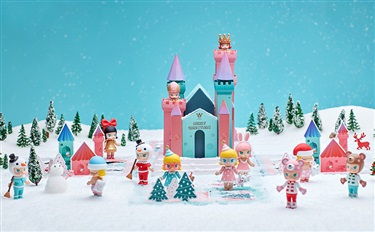 阿芙推出圣诞礼盒 在国产化妆品极少涉猎的节日礼盒领域做出尝试