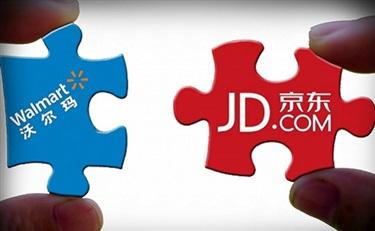 """提速供应链""""魔力"""":京东沃尔玛合作门店增至80家"""
