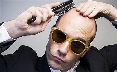 美容手段也能解决秃顶问题了?