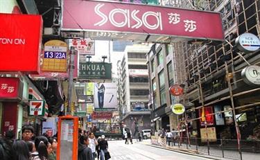一季度莎莎港澳同店销售下跌2.5%  客单价恢复增长