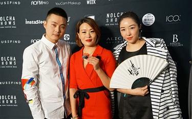 植美村登陆纽约时装周 99大促掀起东方妆热潮