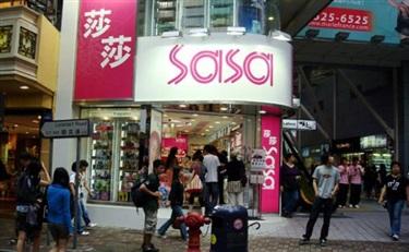 台湾市场连续6年亏损 莎莎将关闭当地所有门店