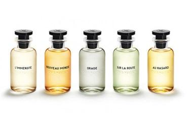 LV首推男士香水 奢侈品大牌抢夺男性市场