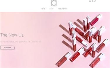 作为750家美容学校和沙龙的供应商,ta要推出新包装重塑品牌了