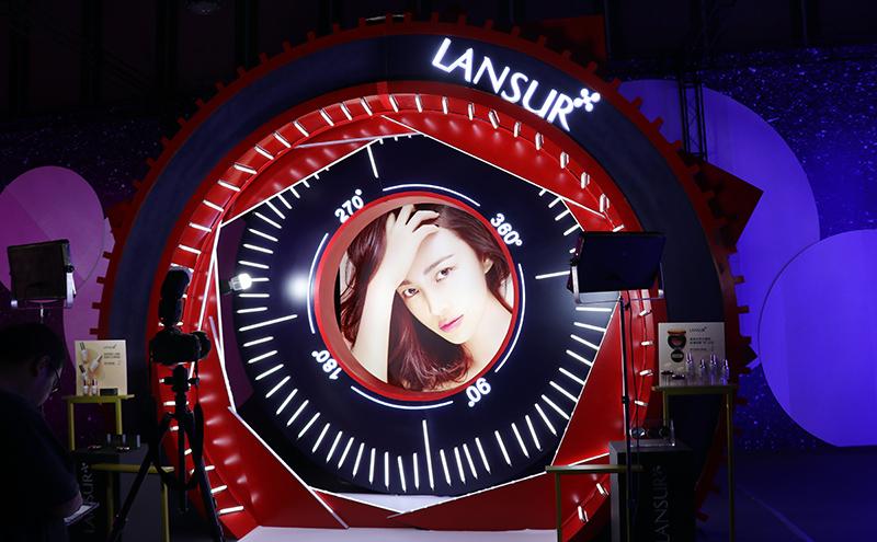 兰瑟x陈漫:跨界时尚圈合作是兰瑟在年轻化营销上又一尝试