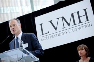LVMH上半年收入有机增长6% 大中华区仍极度疲软