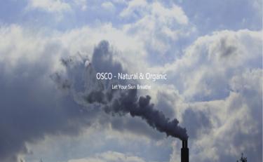 抗污染护肤品牌OSCO出世,整治空气污染给你皮肤带来的压力