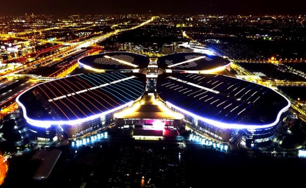 美妆企业在中国国际进口博览会,科技与品质才是亮点