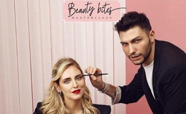 时尚博主 Chiara Ferragni 首次涉足彩妆产业,开了个美妆课