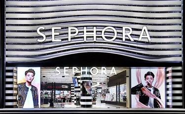 丝芙兰亚洲首家概念店开幕,终端升级打造全新体验