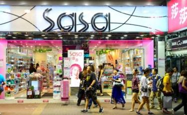 香港美容巨頭莎莎17年來首次虧損 20年來首次不分紅