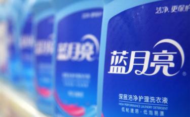 洗衣液品牌蓝月亮考虑明年香港上市