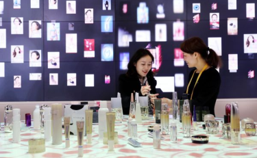 台媒:日本化妆品在大陆人气高涨 威胁韩妆龙头地位