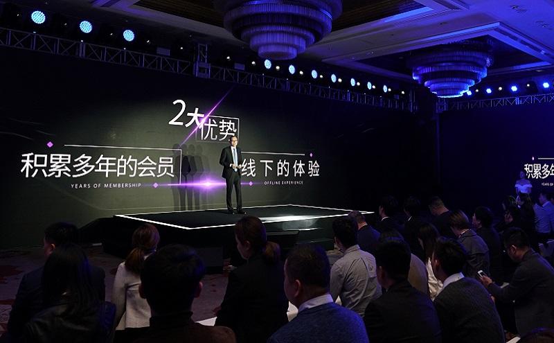王子孟:我帶著一個進口新品牌回來了