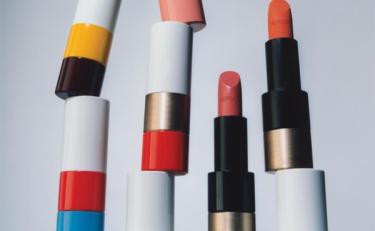 爱马仕品牌史上第一个彩妆系列揭开面纱:首批24色口红将于3月正式上架