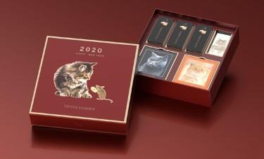 全球新品速递061:橘朵、VENUS MARBLE推出猫鼠新年系列/化妆刷也有中国风?