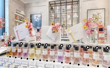 """""""闭店潮""""袭来,Dior美妆却开出了一家3D线上虚拟店"""