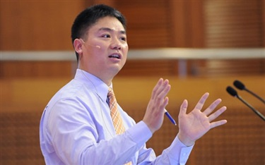 刘强东:京东不设盈利日期 金融等4业务在亏