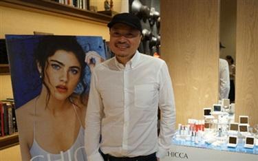专访CHICCA化妆品牌设计师吉川康雄