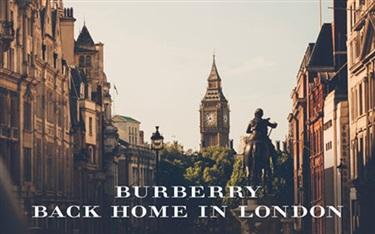 Burberry集团将收回在日本部分授权