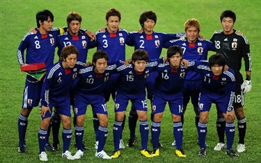 【聚·世界杯】技术型战队——日本队与丸美的战场之行