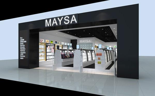 MAYSA美莎国际化妆品店入驻西宁新华联广场