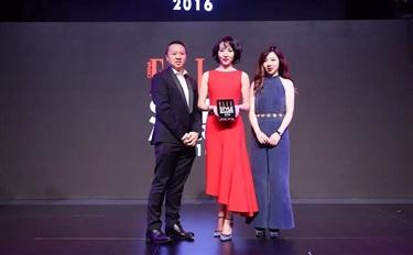 """在时尚界奥斯卡的盛典上 TA被赞为""""最美中国品牌"""""""