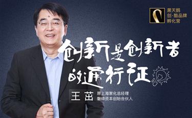 专访王茁:创建酷品牌对行业来说是一种稀缺能力
