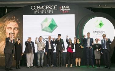 「COSMOPROF 专业大奖」嘉許最杰出及最具创意企业