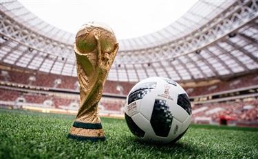 世界杯足球High翻天  各大美妆集团碰撞明星球队