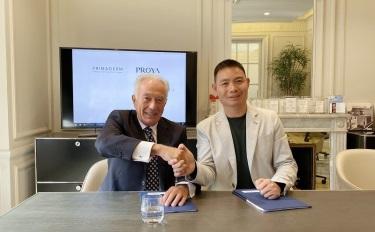 重磅 | 珀莱雅与PRIMA-DERM,S.L拟成立合资公司 运营西班牙抗衰老品牌