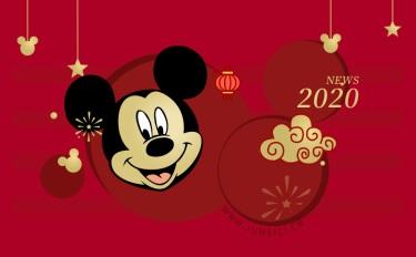 紅紅火火賀新年,2020鼠年限定閃亮來襲 #新春特輯060