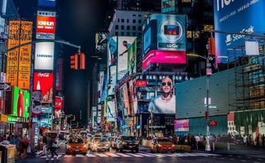 美妆品牌最爱投的时代广场大屏幕涨价了