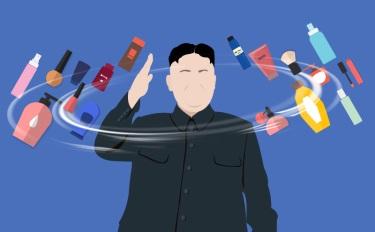 特写∣神秘的朝鲜化妆品市场