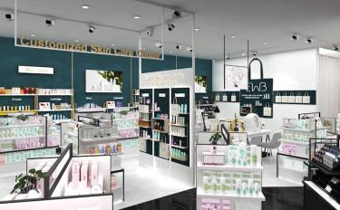 美妆店「东点西点」完成新一轮融资,聚焦新零售模式