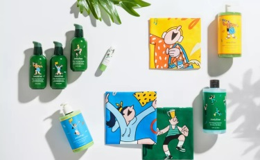 """美妆行业也开始流行""""绿色""""了"""
