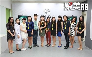 【聚.闻】小新老师空降宝洁北京实验室    OLAY28天美白之旅完美收官